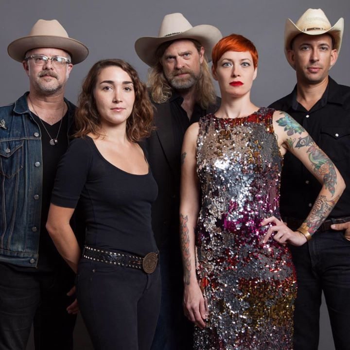 Gal Holiday and the Honky Tonk Revue Tour Dates