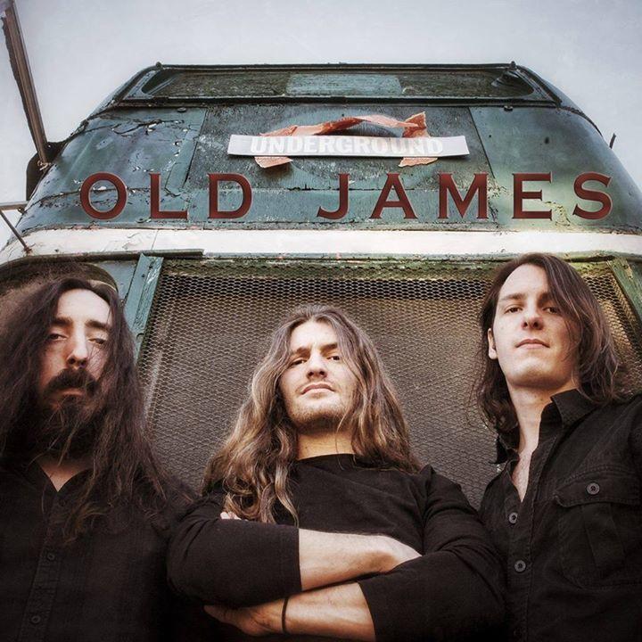 Old James Tour Dates