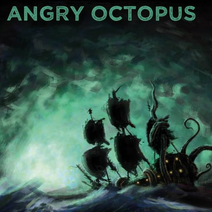Angry Octopus Tour Dates
