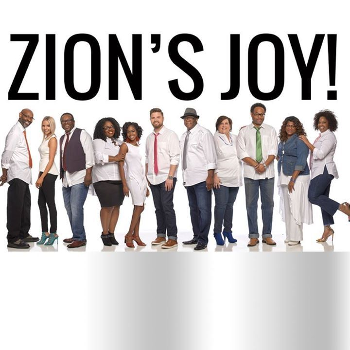 Zion's Joy Tour Dates