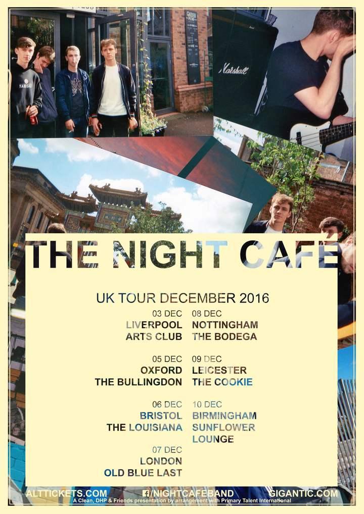The Night Café @ The Bodega - Nottingham, United Kingdom