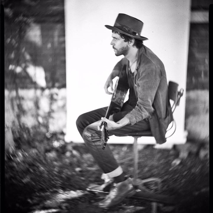 Langhorne Slim @ Tropic of Cancer Concert Series - La Paz, Mexico