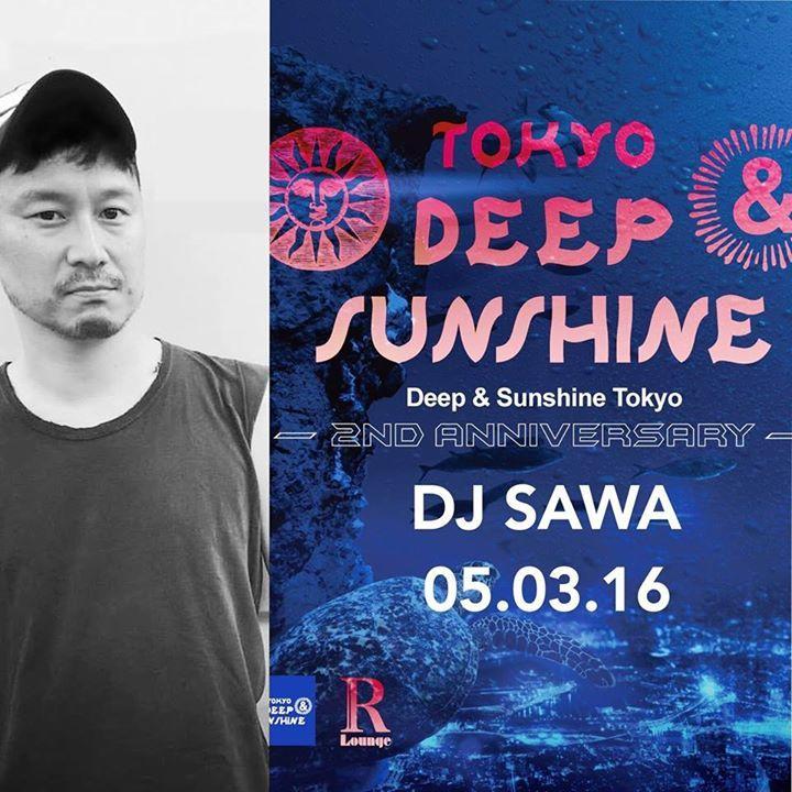 DJ SAWA Tour Dates