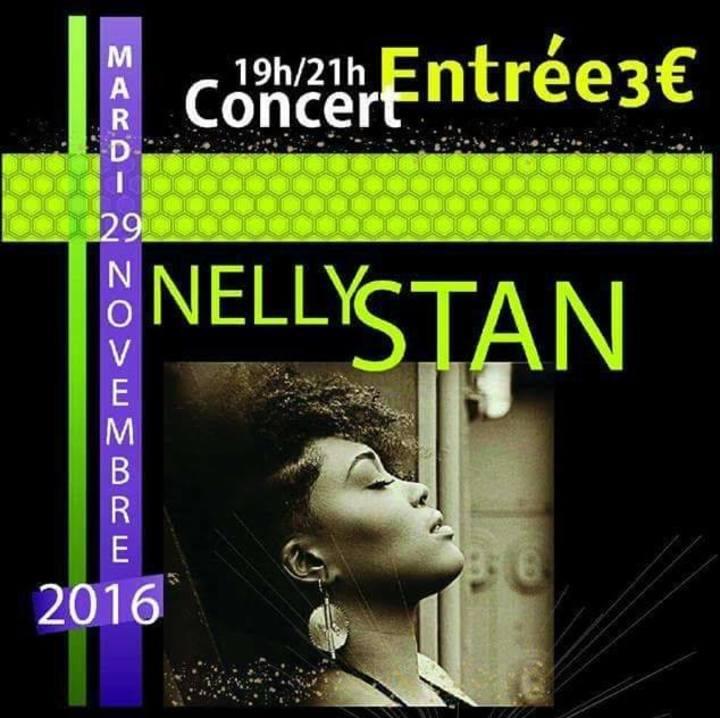 NELLY STAN Tour Dates