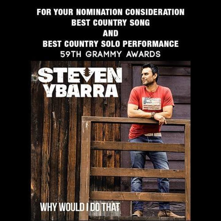 Steven Ybarra Tour Dates