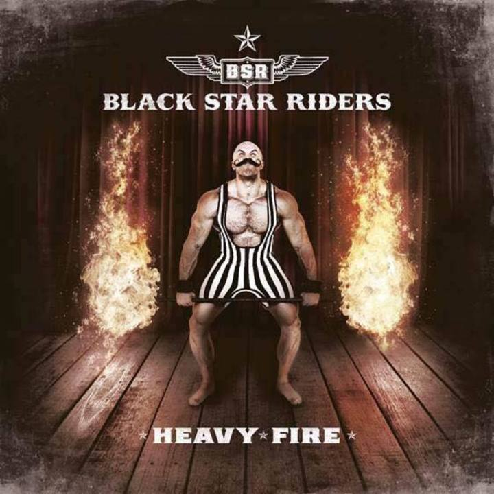 Black Star Riders @ Ironworks - Inverness, United Kingdom