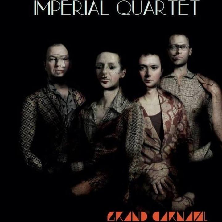 Impérial Quartet @ ATELIER DU PLATEAU - Paris, France
