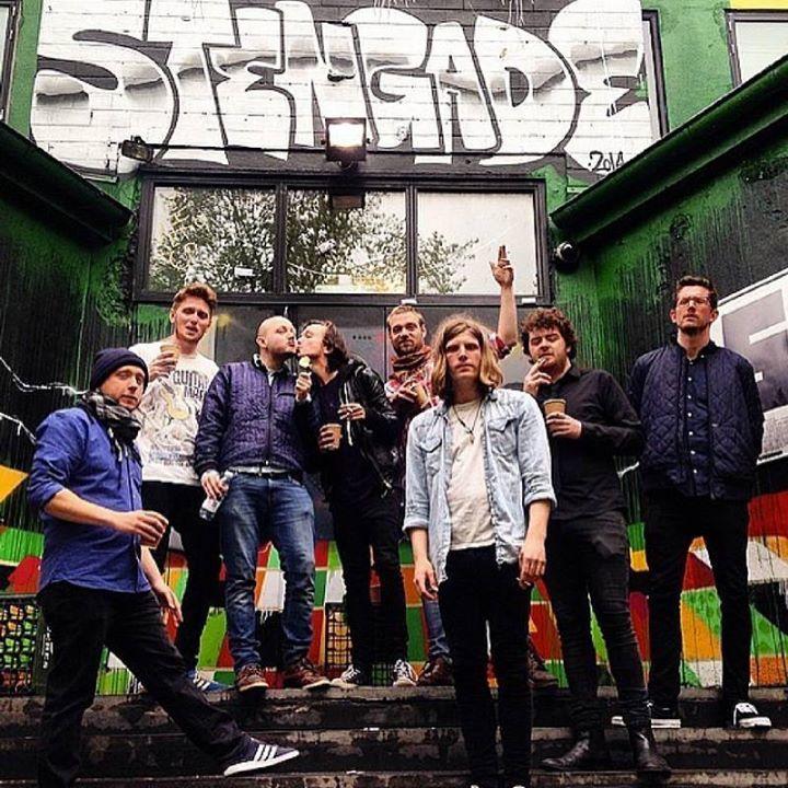 Fribytterdrømme @ Loppen, Christiania - København K, Denmark