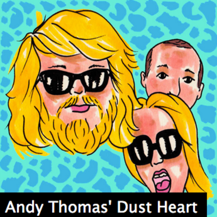 Andy Thomas' Dust Heart @ Bombardon - Ghent, Belgium