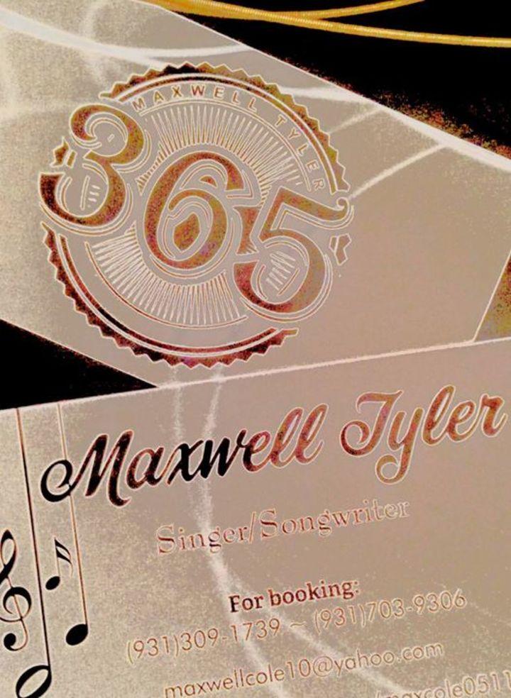Maxwell Tyler Tour Dates