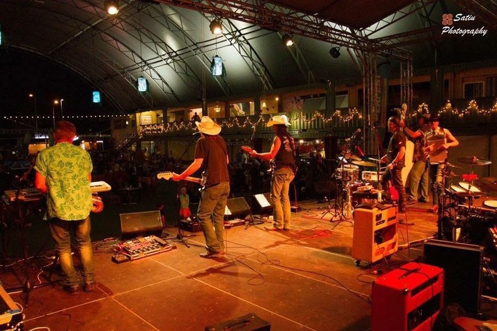 Colt Seavers Band Tour Dates