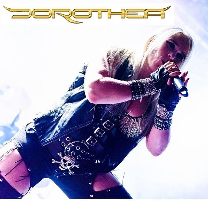 Dorothea a tribute to DORO Tour Dates