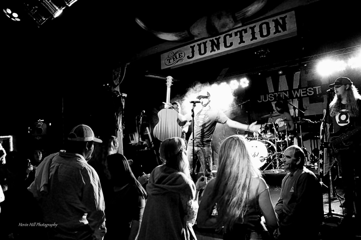 Justin West Band @ Junction  - Benson, NC