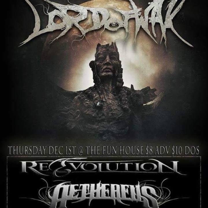 Aethereus Tour Dates