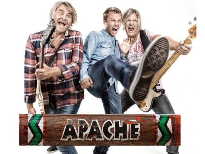 Apache - Partyband Tour Dates