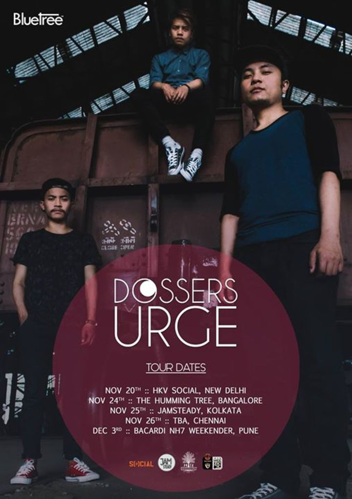 Dosser's Urge Tour Dates