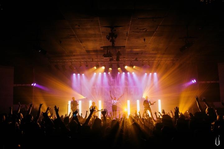 August Burns Red @ Rockstadt Extreme Festival - Rasnov, Romania