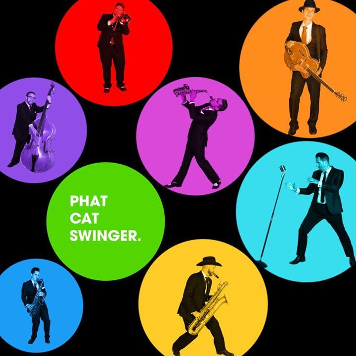 Phat Cat Swinger Tour Dates