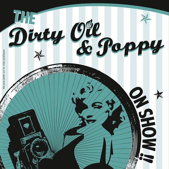 Dirty Oil & Poppy @ Pub Le Brighton - Dijon, France