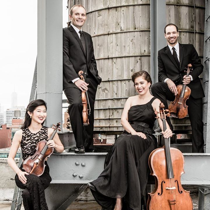 Jasper String Quartet @ Palm Beach State College | Jan 17-18 - Palm Beach, FL
