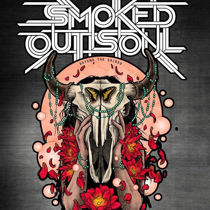 SMOKED OUT SOUL @ Rickshaw Stop - San Francisco, CA