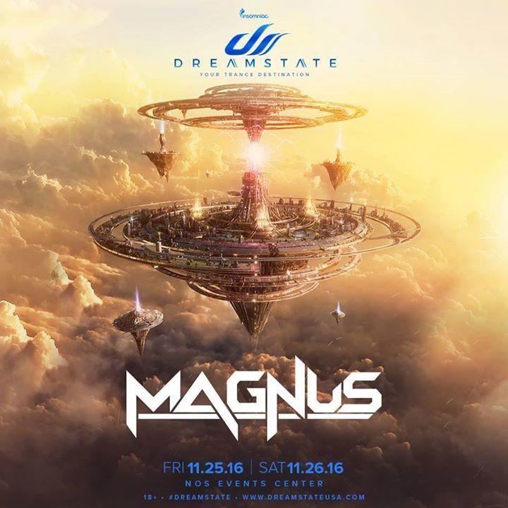 Magnus Music Tour Dates