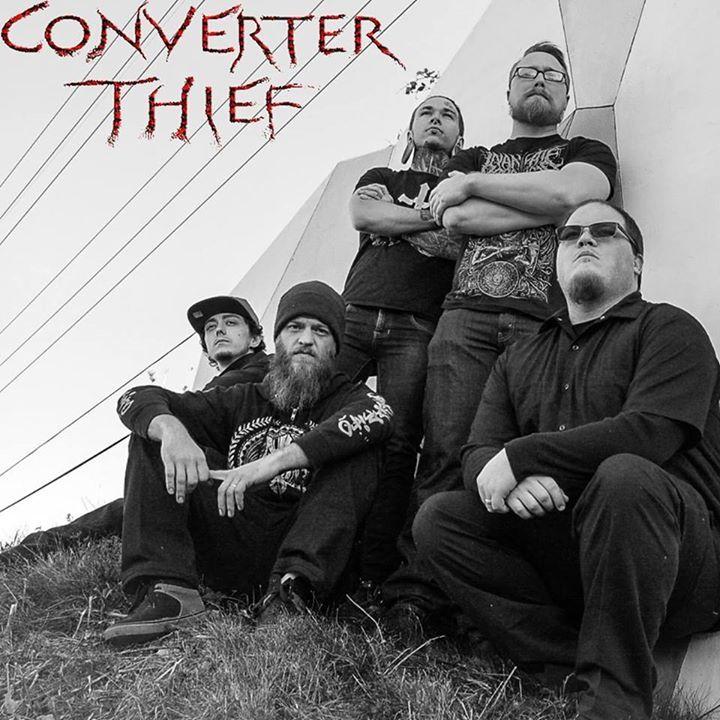 Converter Thief Tour Dates