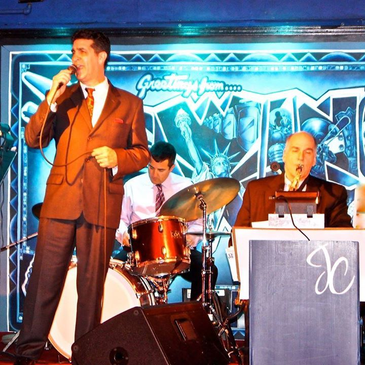 Jerry Costanzo Swing Orchestra Tour Dates