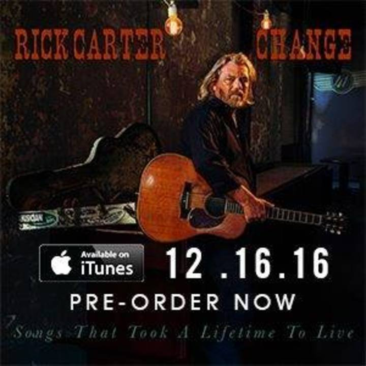 Rick Carter Tour Dates
