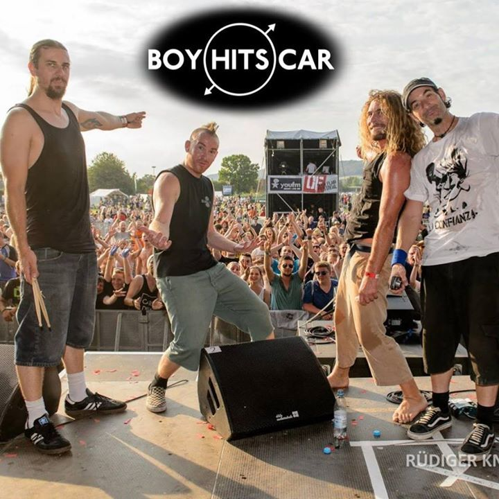 Boy Hits Car @ Fingerlakes Mall Event Center  - Auburn, NY