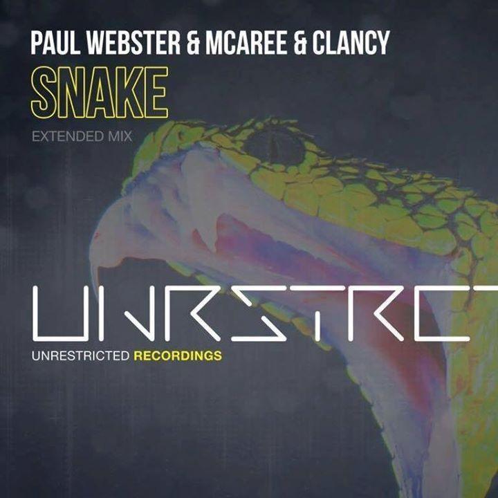 Paul Webster Tour Dates