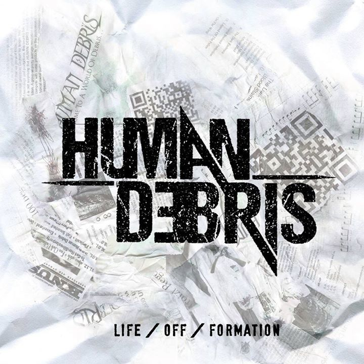 Human Debris Tour Dates