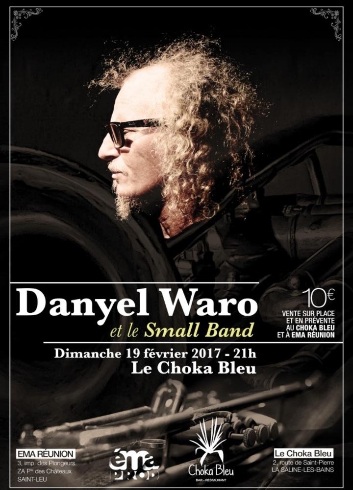 EMA Réunion @ Danyél WARO & le Small-Band au Choka Bleu - La Saline-Les-Bains, Reunion