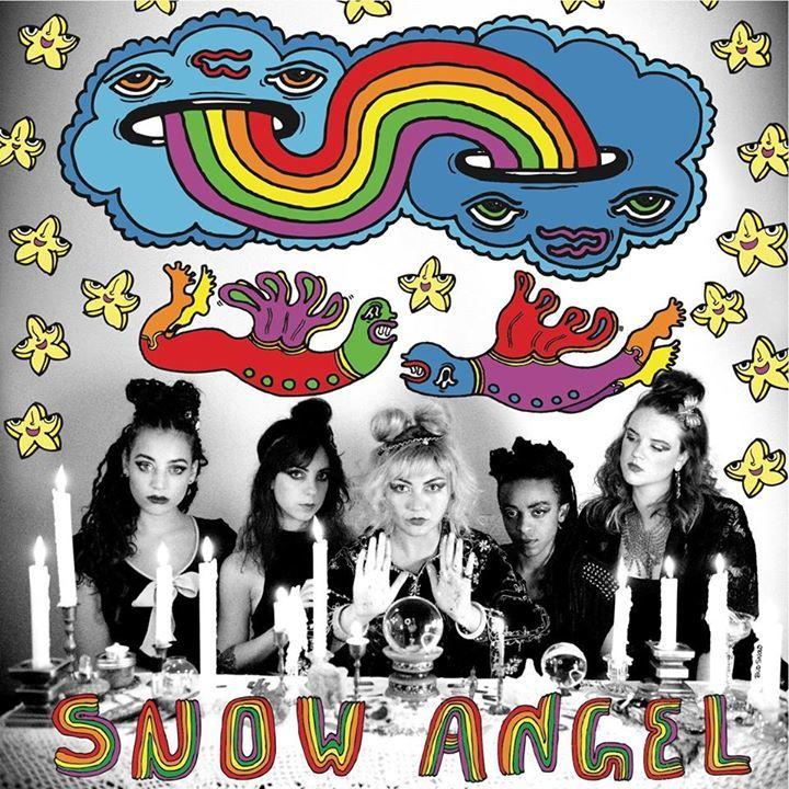 Snow Angel Tour Dates