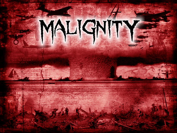 Malignity (Official) Tour Dates