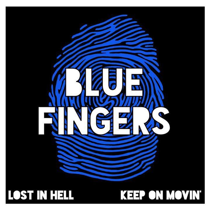 Blue Fingers Tour Dates