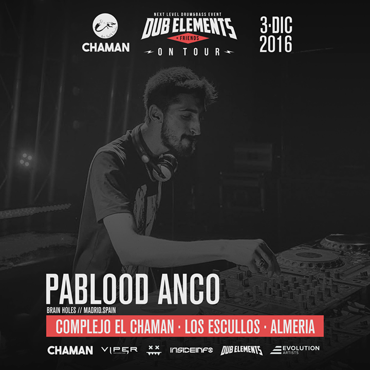 Pablood Anco Tour Dates