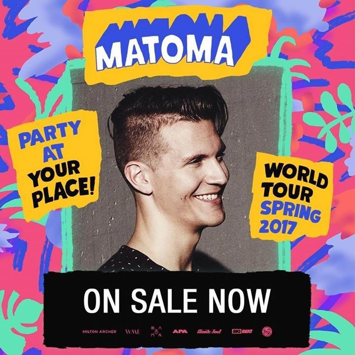 Matoma Tour Dates