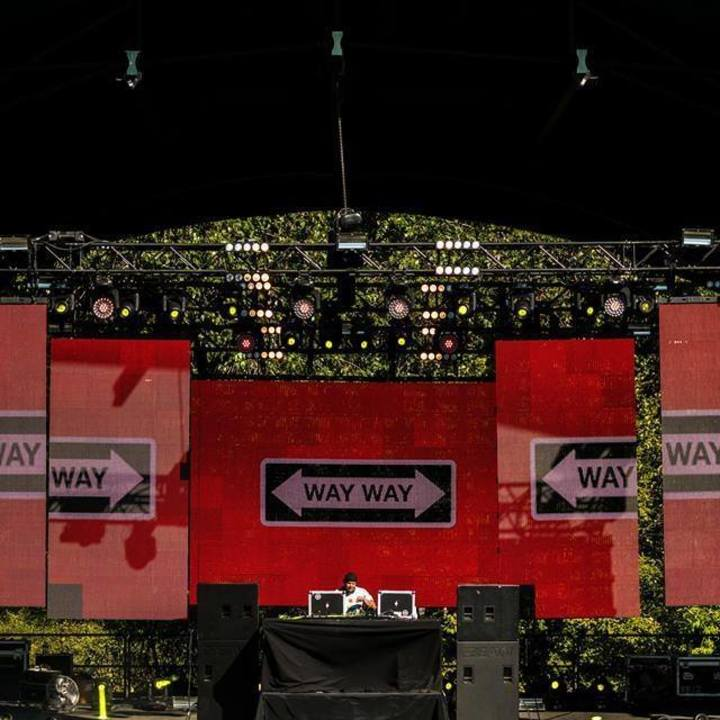 way way Tour Dates