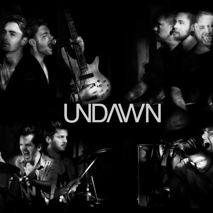 Undawn Tour Dates