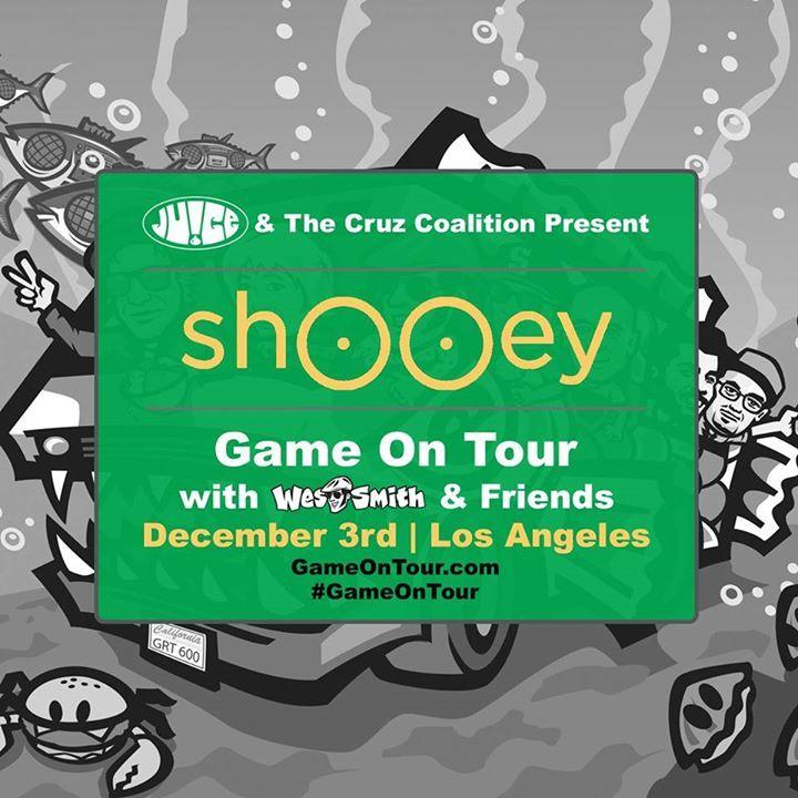 DJ shOOey Tour Dates