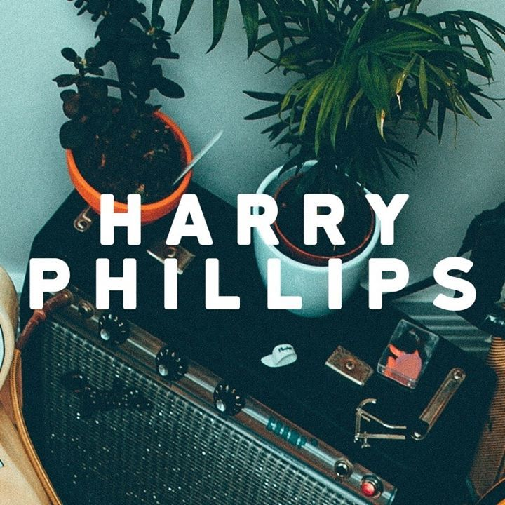 Harry Phillips - Music Page Tour Dates