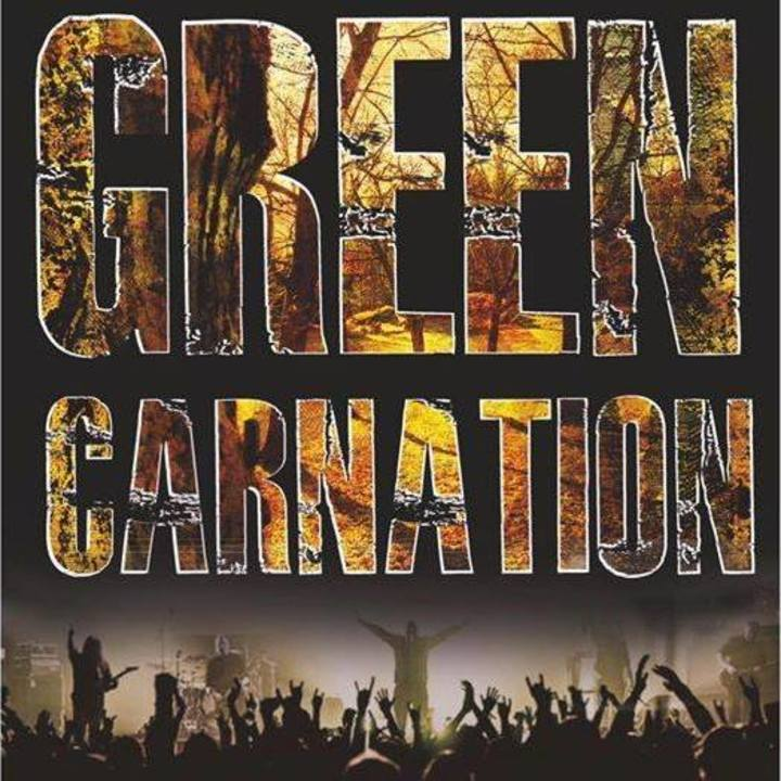 Green Carnation Tour Dates