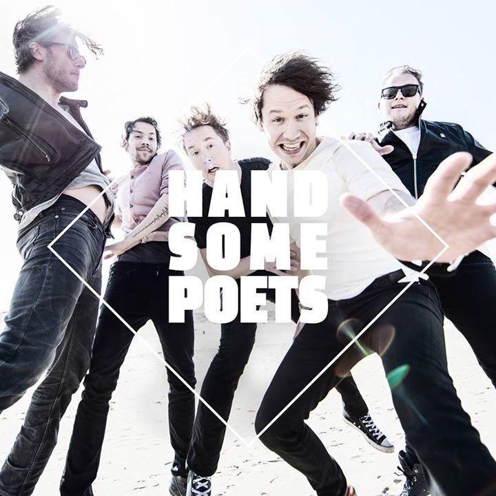 Handsome Poets Tour Dates