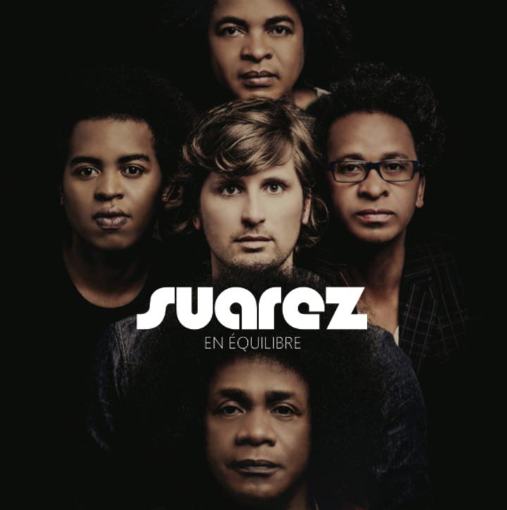 Suárez @ Centre Marius Staquet - Mouscron, Belgium