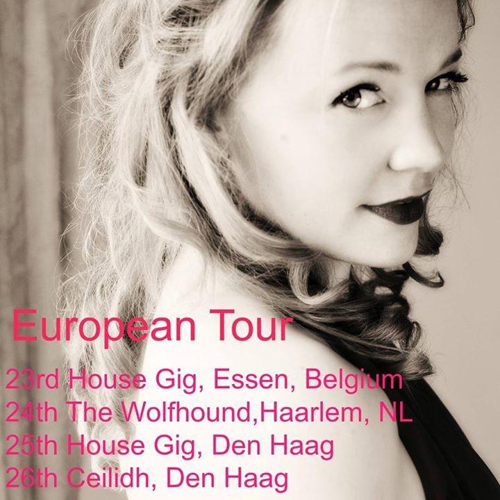 Anna Macdonald Tour Dates