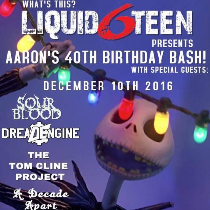 Sourblood Tour Dates