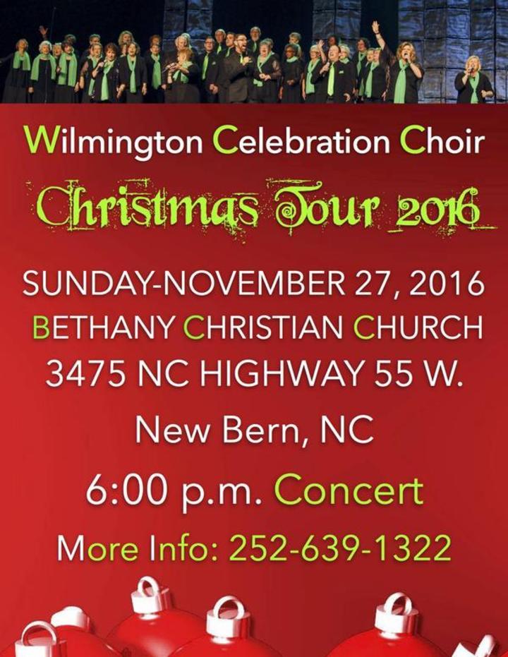 Wilmington Celebration Choir @ Bethany Christian Church - New Bern, NC