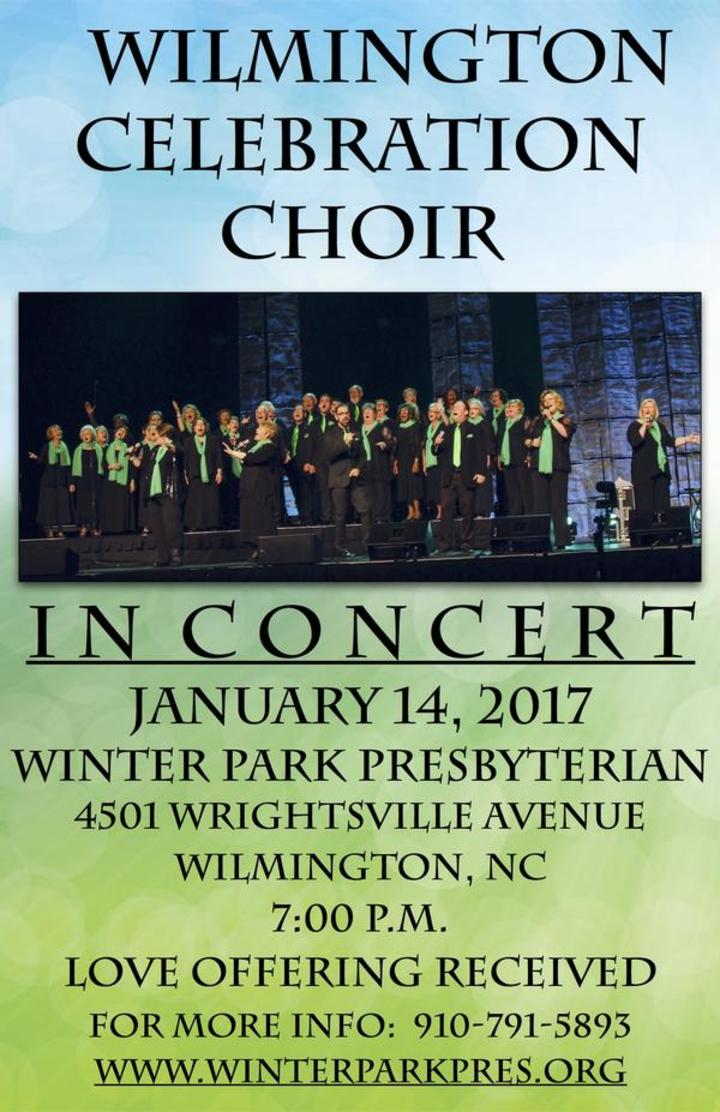 Wilmington Celebration Choir @ Winter Park Presbyterian Church - Wilmington, NC