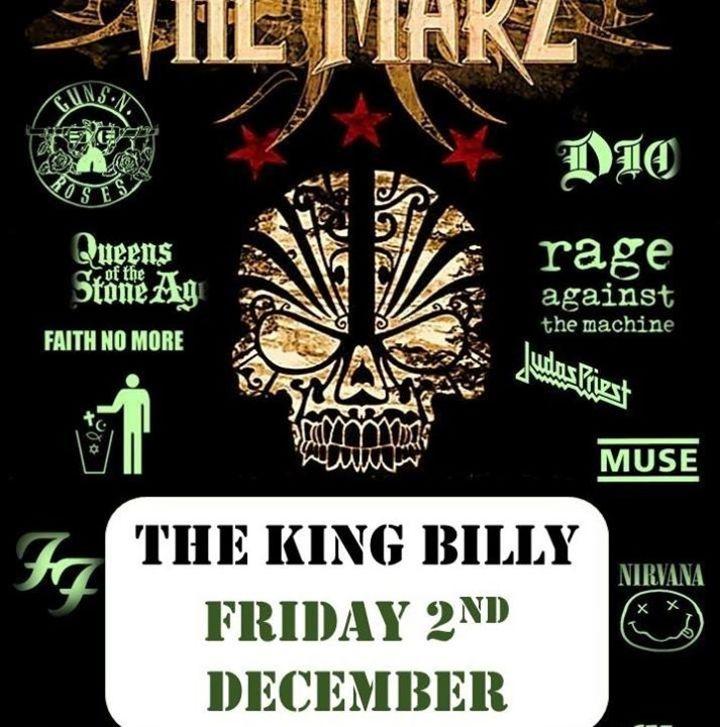 The MarZ Tour Dates